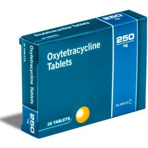 Oksitetrasykliini